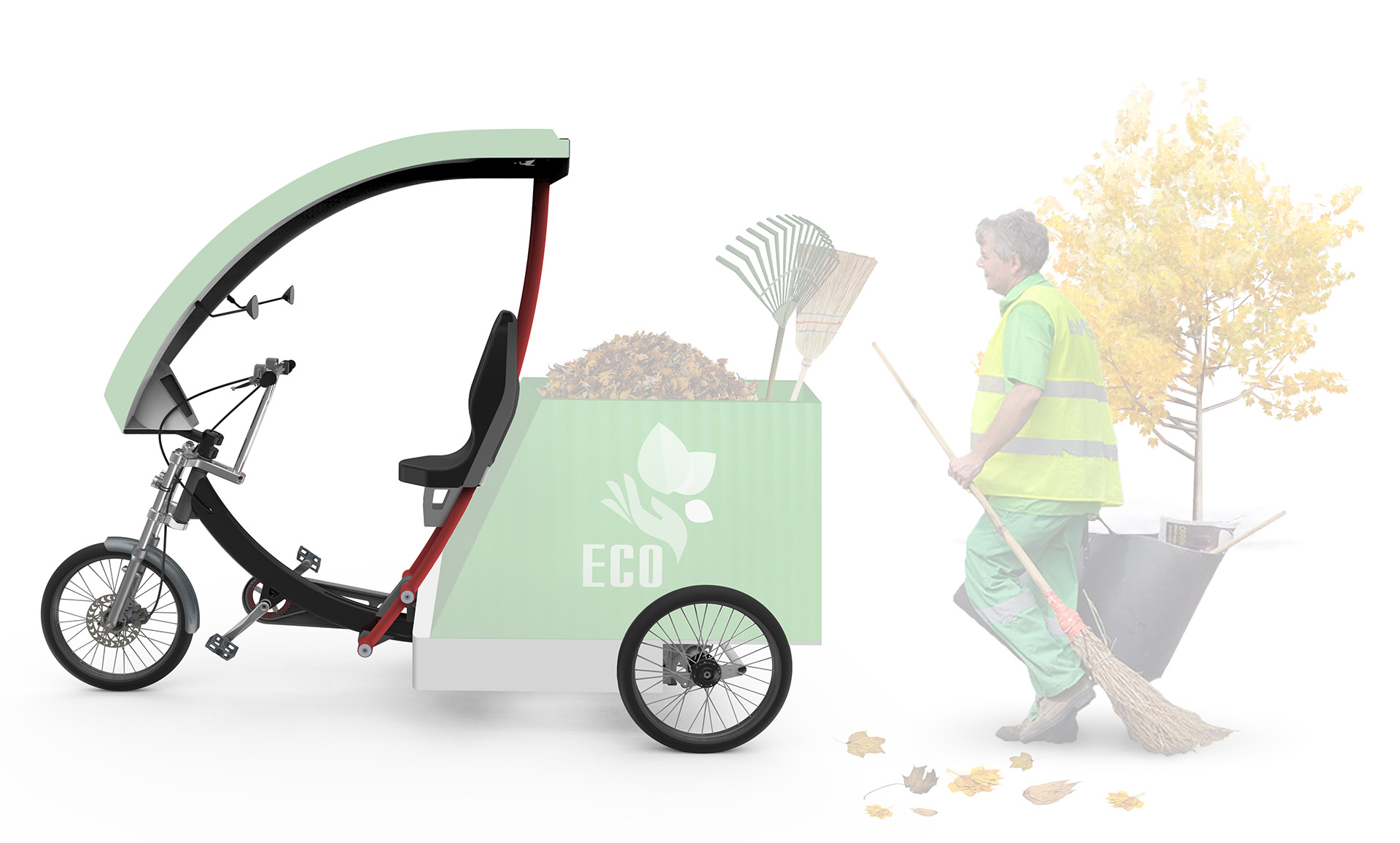 470785dea81 Yokler K, the cargo bike that can do it all!
