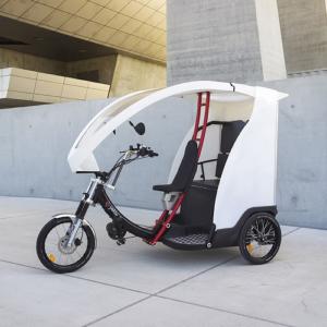 Electric pedicab Yokler X