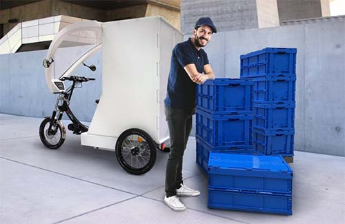 b93bab6586e Buy a professional electric cargo bike to transport goods